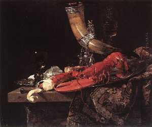 Still-Life with Drinking-Horn