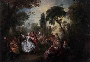 La Camargo Dancing