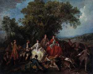 Picnic after the Hunt