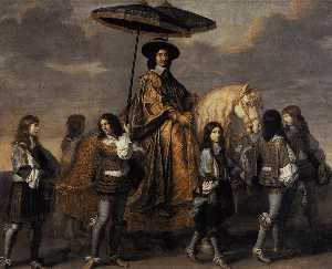 Chancellor Séguier at the Entry of Louis XIV into Paris
