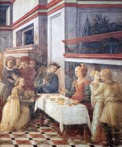 Herod's Banquet (detail) (12)