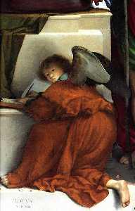 San Bernardino Altarpiece (detail)
