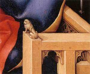 Mérode Altarpiece (detail) (17)