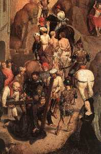 Scenes from the Passion of Christ (detail) (13)