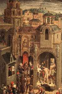 Scenes from the Passion of Christ (detail) (14)