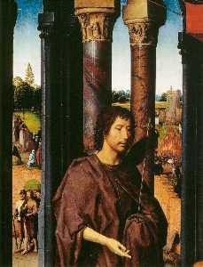 St John Retable détail  22