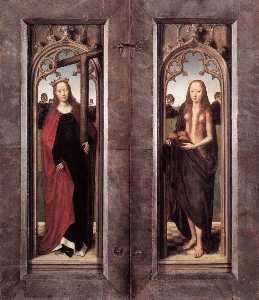 Triptych of Adriaan Reins (closed)