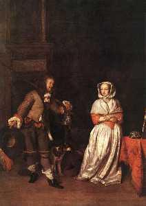 The Hunter and a Woman