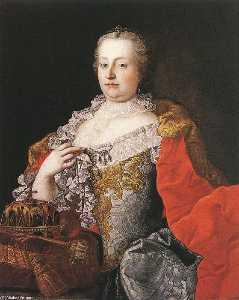Queen Maria Theresia