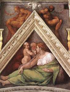 Ancestors of Christ: figures (18)