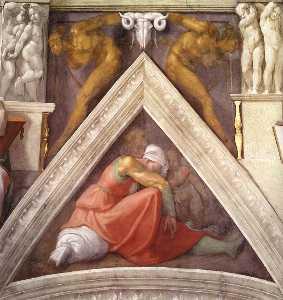 Ancestors of Christ: figures (21)