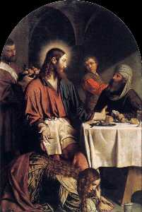 Supper in the House of Simon Pharisee
