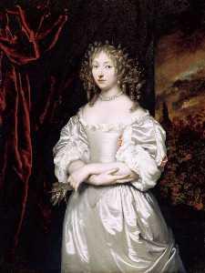 Portrait of Suzanna Huygens