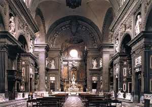 View of the interior