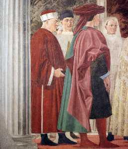 2b. Meeting between the Queen of Sheba and King Solomon