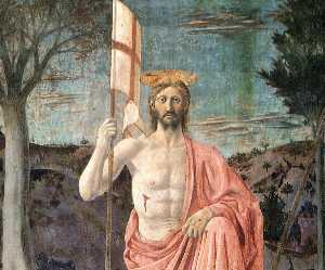 Resurrection (detail)