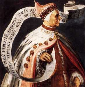 の肖像画 ジョバンニ  アンティコ