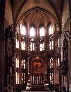 Interior of the Apse