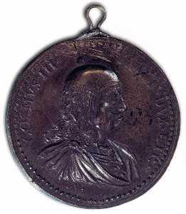 Medal of Grand Duke Cosimo III