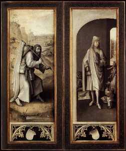 Last Judgement Triptych (exterior view)