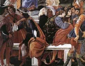 Three Temptations of Christ (detail) (10)