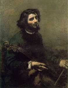 Self-Portrait (The Cellist)
