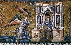 Apse: 2. Annunciation