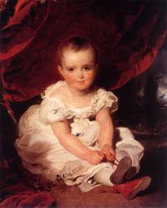 Portrait of the Archduchess Maria Theresia