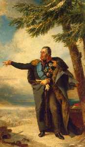 Portrait of Mikhail Kutuzov