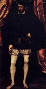 Portrait of Henri II