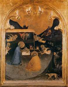 Polyptych of San Pancrazio: Predella panel