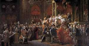 The Coronation of Charles X