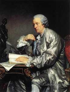 Portrait of Claude-Henri Watalet