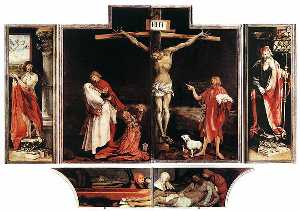 Isenheim Altarpiece (first view)