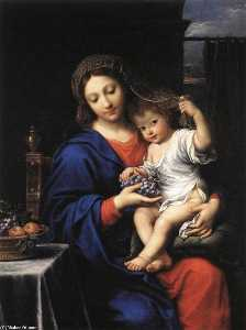 The Virgin of the Grapes