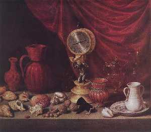 Stiil-life with a Pendulum