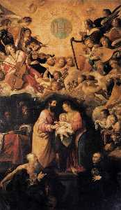 Adoration of the Name of Jesus