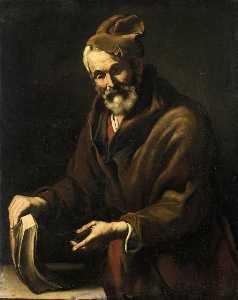 Portrait of a Philosopher