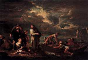 Pythagoras and the Fisherman