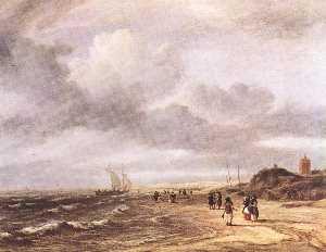 The Shore at Egmond-an-Zee