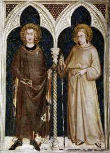 St Louis of France and St Louis of Toulouse