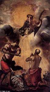el martirio de san Pablo