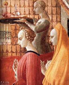 Birth of the Virgin (detail)