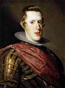 Philip IV in Armour