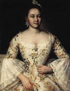 Portrait of S.S. Yakovleva