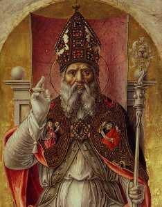 St Ambrose Polyptych (detail)