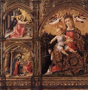 Triptych (detail)