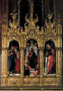 Triptych of St Mark (Pala di San Marco)