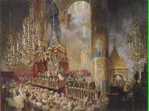 Coronation of Alexander II