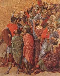 Crucifix (detail)